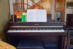 The digital piano